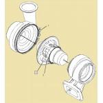 Картрідж турбіни Сaterpillar 358-4926>3584926
