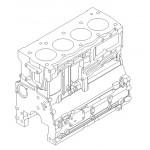 Блок двигуна CAT (232-7604)