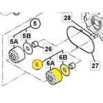 Блок циліндрів в зборі right JCB (20/950820)