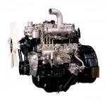 Двигун  Isuzu A-4BG1TPA-03  (BA/JH)
