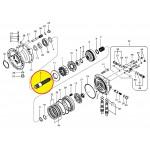 Вал гідромотора Volvo 14500066